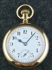 alte Taschenuhr E. Howard Watch Co. Boston USA 1904-1909