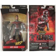 """ANT-MAN + CULL OBSIDIAN PART Marvel Legends WAVE 2 2018 AVENGERS 6"""" Inch FIGURE"""