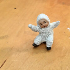 Big Falling Tumbling Snowbaby Snow Baby Germany Antique #A Snowbabie Figurine