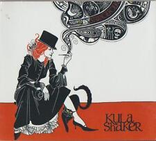 C.D.MUSIC  D459    KULA SHAKER :  STRANGE FOLK    CD
