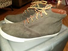 Polo Men's 13D Suede  Chukkas Ankle Boots