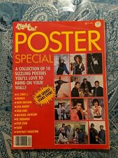 Right On! Poster Special Magazine Summer 1986 with LL Cool J, Prince, El DeBarge