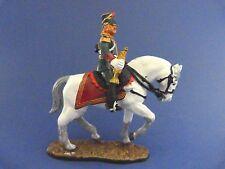 Delprado Histoire de la cavalerie - Trompette 7ème de Ulhan autrichien vers 1855