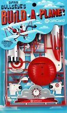 New  for Sale - Target Gift Card Build A Plane ( No Cash Value )