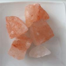 10 LBS Sole Grade Himalayan Chunk Salt NATURAL NON-FUMIGATED VEGAN