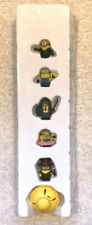 Despicable Me Minion Monopoly Replacement Game Pieces 5 Figures & 1 Spinner