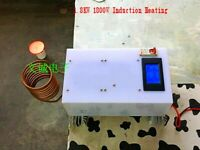 Induction Heating 1.8KW 1800W integrated ZVS Induction Heating Machine
