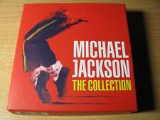 MICHAEL JACKSON - The Collection (2009 Sony Music 5CD BOX) KING OF POP,DISCO