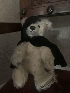 "STEIFF - Musical Bear ""Phantom of the Opera"" - 662164 - Limited Edition"
