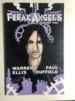 FREAK ANGELS book two (2009) Avatar Comics graphic novel FINE