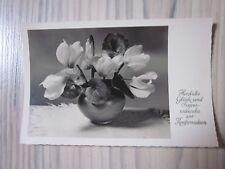 DDR ~ alte Postkarte ~ AK Karte KONFIRMATION ~ von 1956 ungelaufen