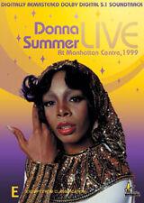 DONNA SUMMER - LIVE AT MANHATTAN CENTRE 1999 (EXPLOSIVE CONCERT PERFORMANCE) DVD