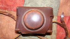 Vintage Ruko Leather Camera Case SHIPS FREE!