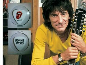 Ronnie Wood THE ROLLING STONES 2006 GUITAR PICK 036