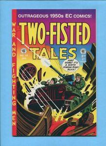 Two-Fisted Tales #10 Gemstone January 1995 EC Comics Reprint Davis Severin NM