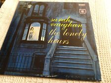 SARAH VAUGHAN ROULETTE LP 52104 THE LONELY HOURS STEREO