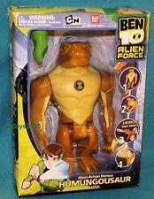 BEN 10 Alien Force Humungousaur New 8.5 Inch