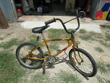 Vintage AMF Roadmaster Gold Fever BMX Bicycle Good Unrestored Condition