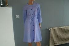 blouse nylon  nylon  kittel nylon overall N° 2386 T38/40