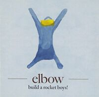 Elbow - Build A Rocket Boys! [CD]