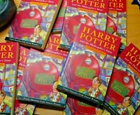 10 x Harry Potter And The Philosopher's Stone Paperbacks J.K Rowling  GREAT BUY!
