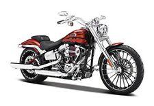 Articoli di modellismo statico multicolore Harley-Davidson Scala 1:12