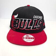 Chicago Bulls NBA Vintage New Era Snapback Cap
