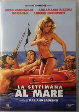 LA SETTIMANA AL MARE - Laurenti DVD Cannavale Rizzoli Bombolo Occhipinti