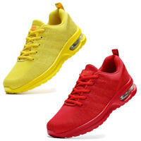 Women's Air Cushion Shoes Casual Running Sports Walking Trainers Tennis Sneakers