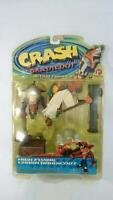 Crash Bandicoot High Flying Figure Toy ReSaurus TAKARA Rare Used From Japan