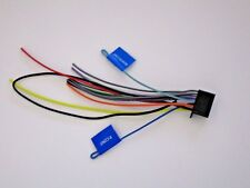 Original Jvc Kd-X340Bts Wire Harness New Oem N7