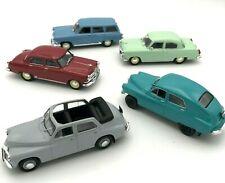 Vintage Coche Juguete Models Gaz Pobeda Cabriolet Volga Urss Buen Estado