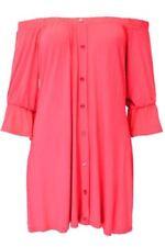 Maglie e camicie da donna rosa viscosa taglia M