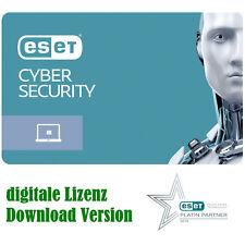 ESET Cyber Security für 5 Mac / 12 Monate - digitale Lizenz - Version 2018