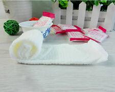 6pcs Magic compressed bath face travel reusable towels Washcloths Disposable