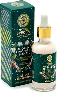 Natura Siberica Face Serum Energy and Skin Tone 50 ml