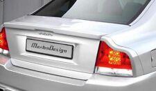 Volvo S60 Alettone Spoiler Baule Posteriore Tuning vetroresina flap