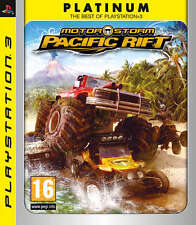 Motor STORM: Pacific RIFT ~ ps3 (version platinum)