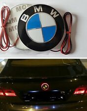 1 logo BMW led coffre 82mm lumineux emblème neuf