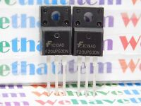 FFPF20UP60DN / F20UP60DN / ULTRA FAST RECTIFIER / TO220 / 2 PIECES (qzty)