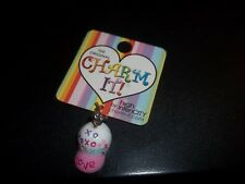 High Intencity Charm It! XOXO LOVE HAT For Bracelet & Necklace NEW