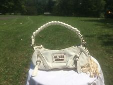 GUESS White Purse Handbag