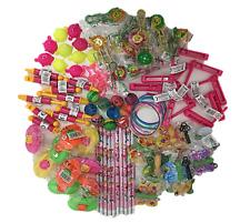 100 Toys Party Bag Filler Job Lot Bundle Girls Childrens Xmas Event Reward Prize