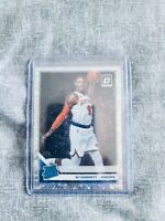 2019-20 Panini Donruss Optic Rated Rookie RJ Barrett Fast Break Disco Holo #178