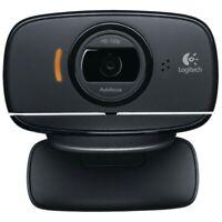 Logitech Webcam HD C525 Video Konferenzen Skype FaceTime Hangouts Home Office DE
