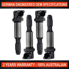 4 x Ignition Coil ON Plug for BMW 116 118 120 E87 316i 318 E46 320 E90 325 330