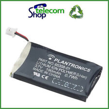 Plantronics Replacement Battery 65358-01 for CS60 and C65 Headsets