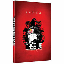Lot of 60 The Massive Ski DVD and Book NEW Tanner Hall Red Bull