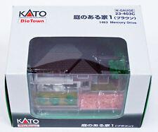 Kato 23-403C 1463 Mercury Drive (House) (N scale)
