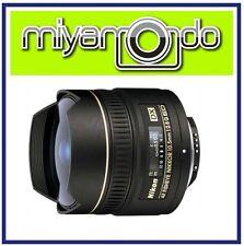 Nikon AF DX Fisheye 10.5mm f/2.8G ED Lens